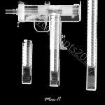 5×7 Mac 11 ammo Neg