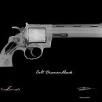 8×10 Colt Diamondback Neg